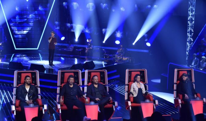 """""""The Voice of Germany"""" 2015"""