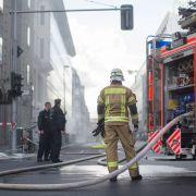 Feuerwehrmann will nicht für Flüchtlinge löschen (Foto)