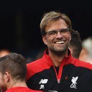 Klopp möchte Liverpool-LegendeStevenGerrard zurückholen (Foto)