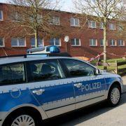 Tödliche Messerstecherei in Flüchtlingsheim (Foto)