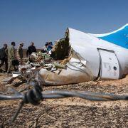 ISIS-Bombenanschlag bei Flugzeug-Absturz in Ägypten! (Foto)
