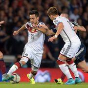 Weltmeister nur Platz 2 - Belgien erstmals vorne (Foto)