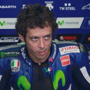 CAS lehnt Einspruch von Motorrad-Superstar Rossi ab (Foto)