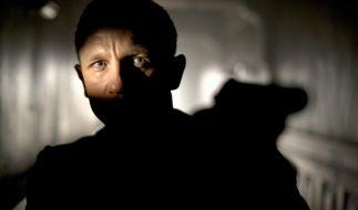 James Bond, ein ganz außergewöhnlicher Filmheld. (Foto)