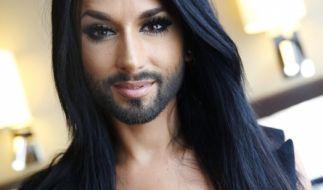 Conchita Wurst hat den 59. Eurovision Song Contest gewonnen. (Foto)