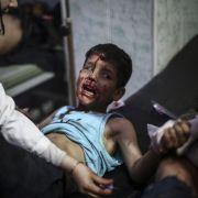 Neue Meldungen über Kriegsverbrechen in Syrien (Foto)