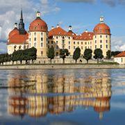 Auch 2015 gibt es auf Schloss Moritzburg in der Nähe von Dresden eine Ausstellung zu