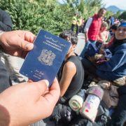 Falsche Zeugnisse und Diplome bei Flüchtlingen festgestellt (Foto)