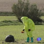 Forscher untersuchen rätselhaftes Artefakt aus dem Weltraum (Foto)