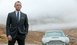Nachdem 007 (Daniel Craig) untergetaucht war, kehrt er nun zurück. (Foto)