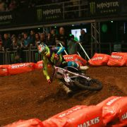 Supercross hautnah: Franzose Aranda eilt allen davon (Foto)