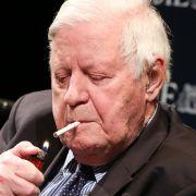 Leibarzt erklärt: Helmut Schmidt bereits nicht mehr ansprechbar (Foto)