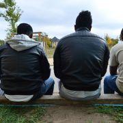 Zehn Prozent der Flüchtlinge könnten straffällig werden (Foto)
