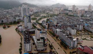 Der Anstieg des Meersspiegels hat verheerende Auswirkungen. (Foto)