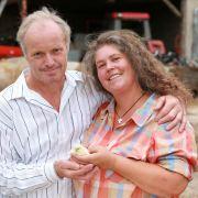 So steht es um die Liebe bei Bauer Norbert und Kandidatin Petra (Foto)