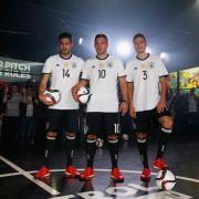Auf Grün folgt Weiß: So will das DFB-Team den Titel holen (Foto)