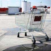 Spaßfahrt im Einkaufswagen endet tödlich (Foto)