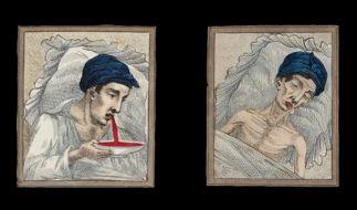 Masturbation galt in der Vergangenheit als unnatürliches Verhalten, was zum Tod führen kann. (Foto)