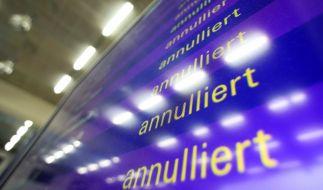 Die Lufthansa-Streiks in Düsseldorf wurden verboten. (Foto)