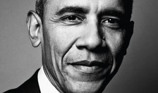 Barack Obama ist als erster US-Präsident auf die Titelseite eines Schwulenmagazins zu sehen. (Foto)