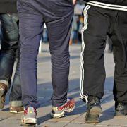 Schule will Jogginghosen verbieten (Foto)