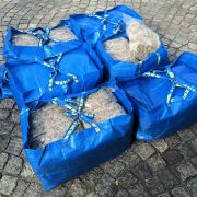 In Ikea-Tüten! Drogen-Opa (71) schmuggelt 23 Kilo Marihuana (Foto)