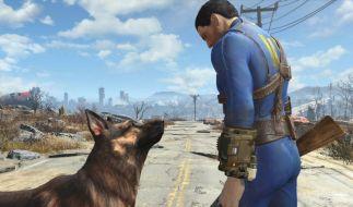 Treuer Begleiter: Ihr Hund hilft Ihnen im Kampf, entdeckt Gegenstände und folgt Ihnen auf Schritt und Tritt. (Foto)