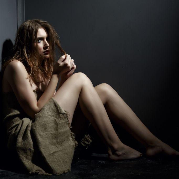 Gefangen im Horror-Haus! Frau entkommt dank mutigem Helfer (Foto)