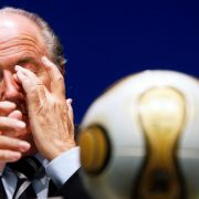 Ursache unklar: Sepp Blatter liegt im Krankenhaus (Foto)