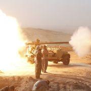 Kurden starten Großoffensive gegen IS-Terrormiliz (Foto)