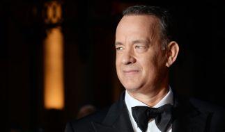 Sympathieträger: Tom Hanks hat in einem Interview seine Bewunderung für Berlin verkündet. (Foto)