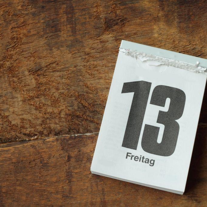 Ein Unglückstag?! Deshalb ist Freitag, der 13., besser als sein Ruf (Foto)