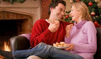 Köstliche Plätzchen gehören zum Weihnachtsfest wie der Tannenbaum. Leider können die vielen guten Sachen die Verdauung ganz schön durcheinander bringen. (Foto)