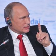 Putin droht Europa mit neuer Super-Atomwaffe (Foto)