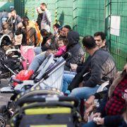 30 Prozent der Flüchtlinge geben sich als Syrer aus (Foto)