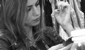 Ein Insider der Mode-Branche schwärmt von Rafael van der Vaarts Freundin Christie Bokma. (Foto)