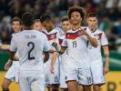U21-EM-Quali 2015: Deutschland vs. Aserbaidschan
