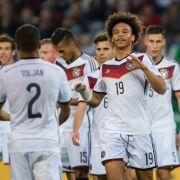 3:1! Deutsche U21-Fußballer auf EM-Kurs (Foto)