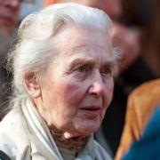 Holocaust-Leugnerin (87) muss ins Gefängnis (Foto)