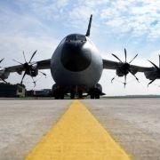 Airbus muss blechen! Millionen-Entschädigung an die Bundeswehr (Foto)