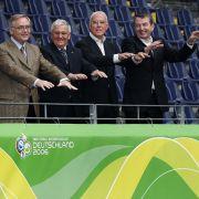 Brisantes Beckenbauer-Papier schon früher bekannt (Foto)