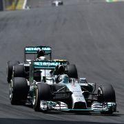 Vor Hamilton: Rosberg siegt bei Formel-1-Rennen in Brasilien - Alle Ergebnisse hier (Foto)