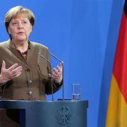 Merkel: Keine Obergrenze in Deutschland (Foto)