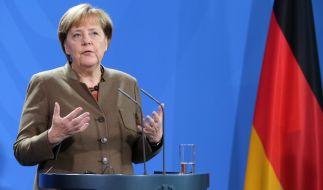 Angela Merkel gibt sich auch weiterhin kämpferisch. (Foto)