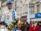 Sébastien Ogier ist bereits Weltmeister - trotzdem will er die Renn-Saison mit einem finalen Sieg in Wales abschließen. (Foto)