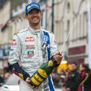 Trauriger Sieg für Rallye-Weltmeister Ogier beim Saisonfinale (Foto)