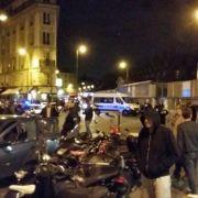 IS-Anhänger bejubeln auf Twitter Terrorserie in Paris (Foto)