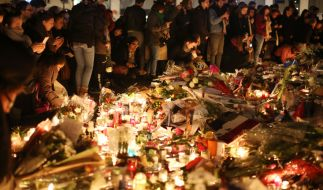 Unter den 132 Opfern, die bei den Terror-Anschlägen in Paris am 13. November 2015 ums Leben kamen, war auch mindestens ein Deutscher. (Foto)