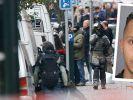 In Belgien hat die Polizei bei einer Razzia einen verdächtigen Mann festgenommen. (Foto)