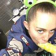 Hat es Miley Cyrus übertrieben? (Foto)